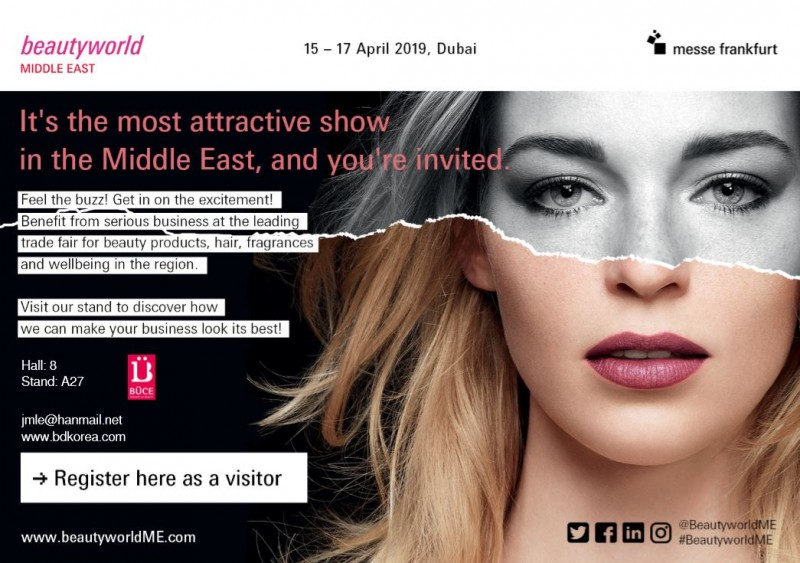 Beautyworld 2019 Dubai
